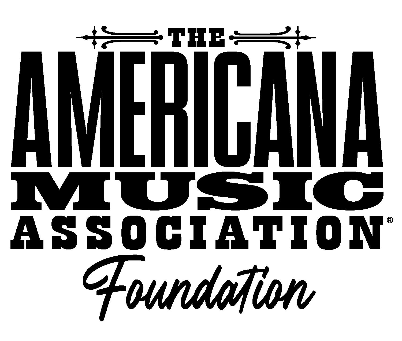 Americana Music Association Foundation logo