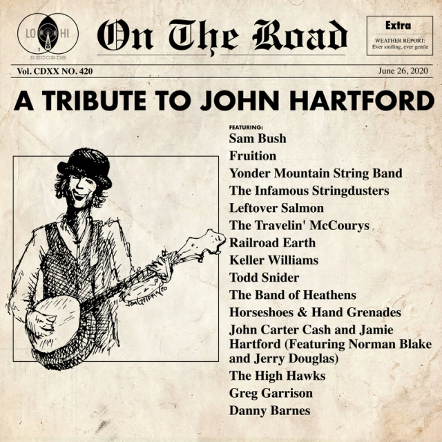 On the Road: A Tribute to John Hartford